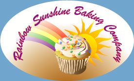 Rainbow Sunshine Banner